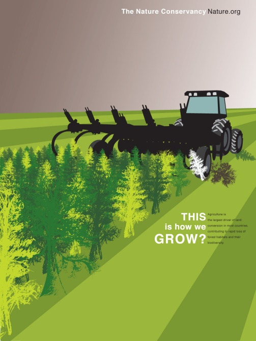 Sustainable Farming poster